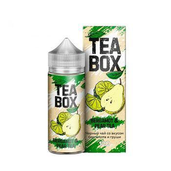 Жидкость TEA BOX  Bergamot & pear 120мл