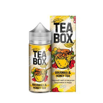 Жидкость TEA BOX Brusnika & Honey 120мл
