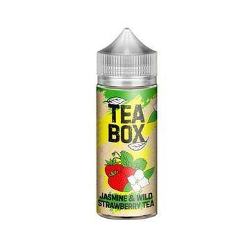 Жидкость TEA BOX Jasmine & Wild Strawberry 120мл
