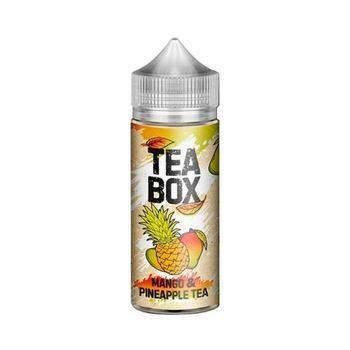 Жидкость TEA BOX Mango & Pineapple 120мл