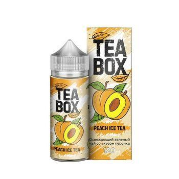 Жидкость TEA BOX Peach Ice 120мл