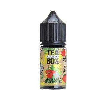 Жидкость TEA BOX SALT Jasmine & Wild Strawberry 30мл