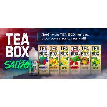 Жидкость TEA BOX SALT Peach Ice 30мл