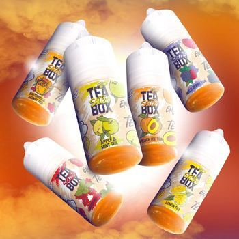 Жидкость TEA BOX STRONG Mango & Pineapple 30мл