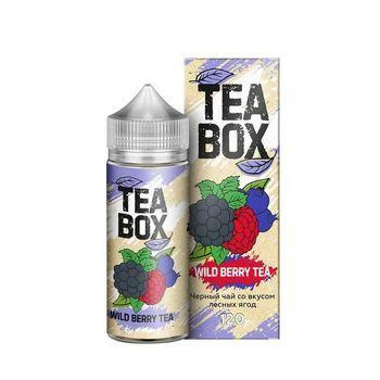 Жидкость TEA BOX Wild Berry 120мл