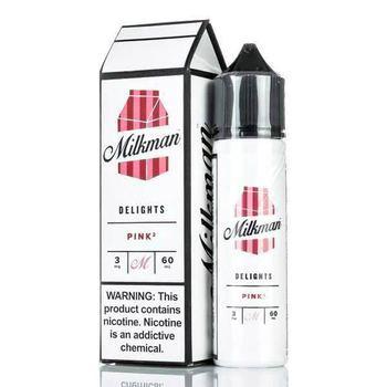 Жидкость The Milkman Delights Pink Milk 60мл