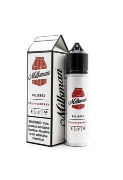 Жидкость The Milkman Delights Truffleberry 60мл