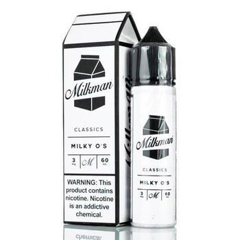 Жидкость The Milkman MilkyOs 60мл