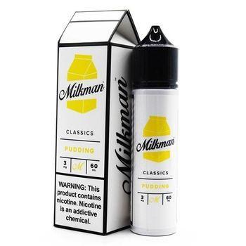 Жидкость The Milkman Pudding 60мл