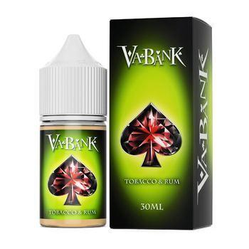 Жидкость VA BANK Tobacco & Rum 30мл