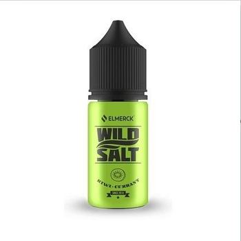 Жидкость WILD SALT Kiwi Currant 30мл