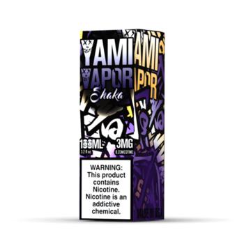 Жидкость  Yami Vapor Shaka 100мл
